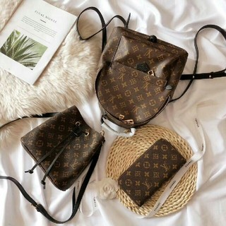 LOUIS VUITTON - LVリュックサック、ショルダーバッグ、財布