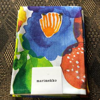 マリメッコ(marimekko)の新品☆marimekkoティータオル2枚組☆廃番マリメッコ(収納/キッチン雑貨)