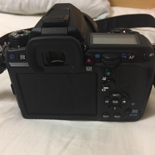 PENTAX(ペンタックス)の*8/5まで取り置き* スマホ/家電/カメラのカメラ(デジタル一眼)の商品写真