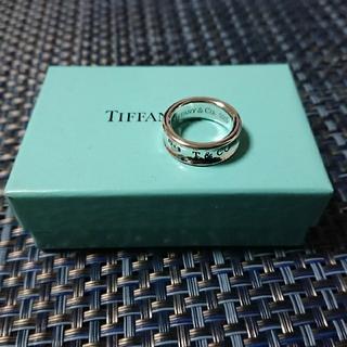 Tiffany & Co. - ティファニー シルバーリング