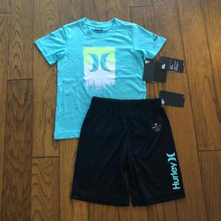 ハーレー(Hurley)のHurley新品ボーイズ用Tシャツ&短パン セットアップ(Tシャツ/カットソー)