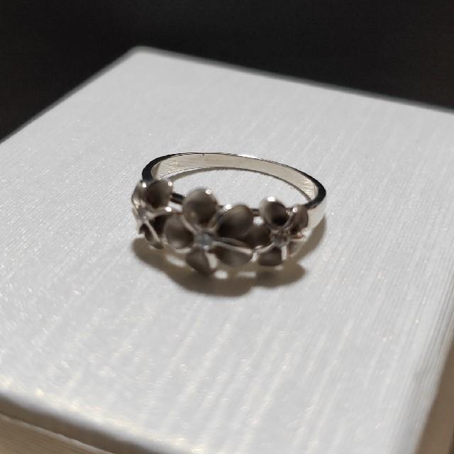 ハワイアンジュエリー ピンキーリング レディースのアクセサリー(リング(指輪))の商品写真