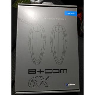 B +COM 6X
