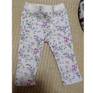 babyGAP - babygap花柄パンツ