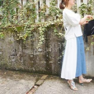 ドゥロワー(Drawer)のひろ様専用❕elendeek  サイドプリーツパンツ 滝沢眞規子 石原さとみ (バギーパンツ)