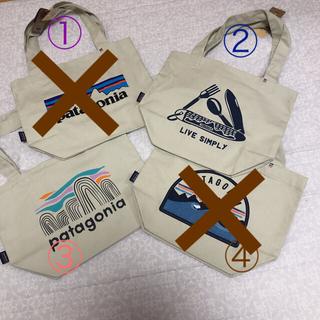 patagonia - 選択制  パタゴニア ミニトート  1個