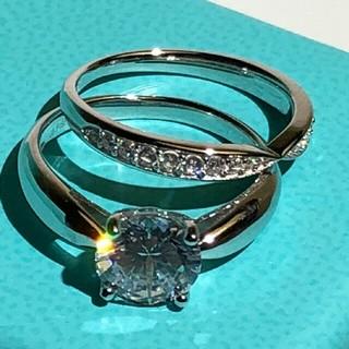 Tiffany & Co. - 美品❤️TIFFANY&Co. リング(指輪)❤️