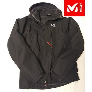MILLET - 【美品・使用感小】ミレー  ポペダ 3イン1ジャケット - Sサイズ