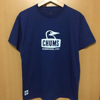 チャムス(CHUMS)のCHUMS Tシャツ ネイビー(Tシャツ/カットソー(半袖/袖なし))