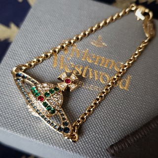 Vivienne Westwood - マルチカラーオーブブレスレット