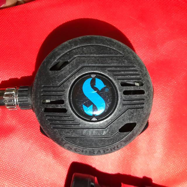 SCUBAPRO(スキューバプロ)のレギュレータ  SCUBAPRO  ダイビング スポーツ/アウトドアのスポーツ/アウトドア その他(マリン/スイミング)の商品写真