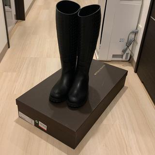 Bottega Veneta - ボッテガヴェネタ レインブーツ ブラック 36 長靴 雨具