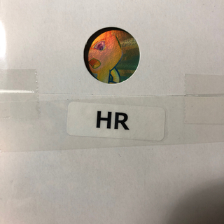 ポケモン - ミュウツー HR SR