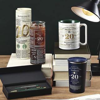 Starbucks Coffee - 【日本未発売】スターバックス 20周年 記念MD