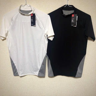 アンダーアーマー(UNDER ARMOUR)の【新品】アンダーアーマー Tシャツ  2点 セット L(Tシャツ/カットソー(半袖/袖なし))