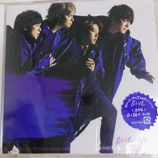 ニュース(NEWS)のNEWS BLUE CD(ポップス/ロック(邦楽))