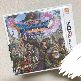 SQUARE ENIX - ドラクエ11 3DS ソフト
