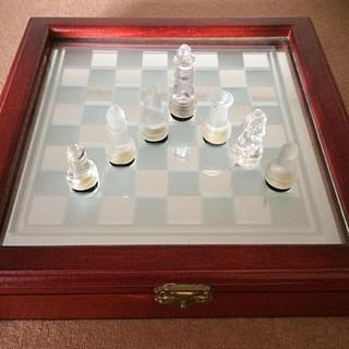 チェス アンティーク(オセロ/チェス)