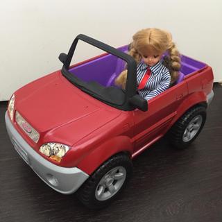 バービー(Barbie)のバービー Barbie車 リペイント(ぬいぐるみ/人形)