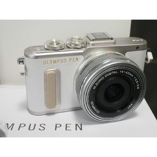 OLYMPUS - オリンパスPEN  E-PL8電動ズームセット美品!