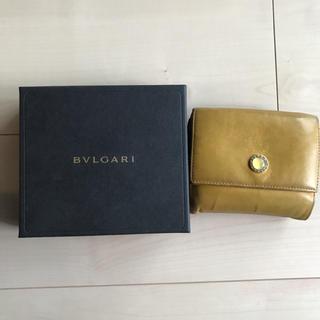 ブルガリ(BVLGARI)のブルガリ 二つ折り財布(折り財布)