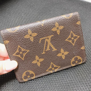 LOUIS VUITTON - 定期入れ