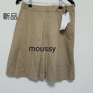 マウジー(moussy)の新品 MOUSSY スカート(ミニスカート)