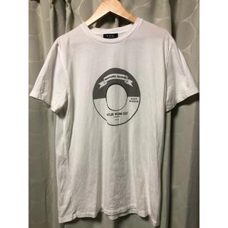 アーペーセー(A.P.C)の古着 A.P.C アーペーセー レコード ブルース 半袖 Tシャツ(Tシャツ/カットソー(半袖/袖なし))