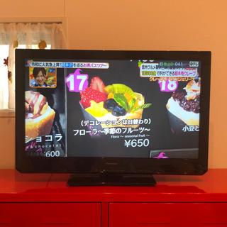Panasonic - 【送料込み‼︎】パナソニック 液晶テレビ VIERA 2012年製 32型