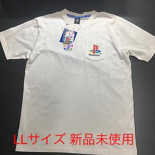 しまむら - しまむら Tシャツ プレイステーション LLサイズ 新品未使用