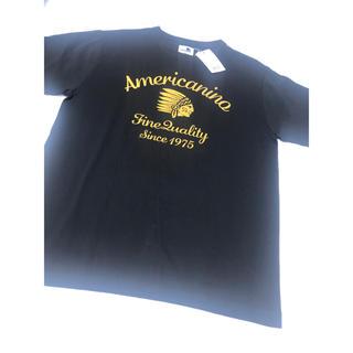 ❤️送料込み☆新品正規品Americanino格好いいTシャツ(Tシャツ/カットソー(半袖/袖なし))
