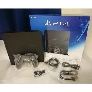 PlayStation4 - PS4 CUH-1200A ジェットブラック 500GB