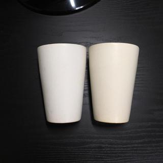 ムジルシリョウヒン(MUJI (無印良品))の無印良品 ビアカップ ペア(グラス/カップ)