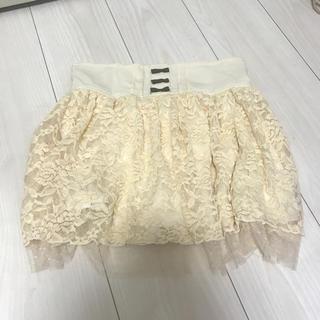 リズリサ(LIZ LISA)のスカート風ショートパンツ LIZLISA(ショートパンツ)