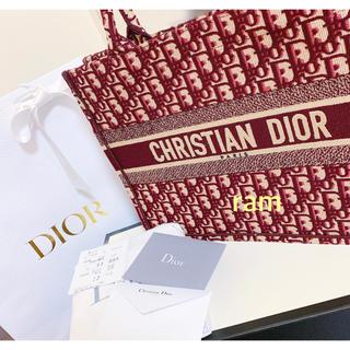 クリスチャンディオール(Christian Dior)のChristian Dior ディオール ブックトート スモール (トートバッグ)