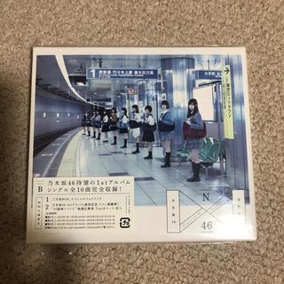 ノギザカフォーティーシックス(乃木坂46)の乃木坂46 透明な色 TypeB アルバム(ポップス/ロック(邦楽))