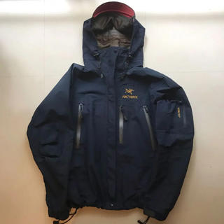 ARC'TERYX - 希少 arc'teryx theta AR jacketカナダ製 ゴアテックス
