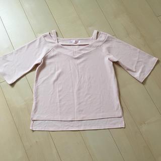 シマムラ(しまむら)のブラウス しまむら Mサイズ(シャツ/ブラウス(半袖/袖なし))