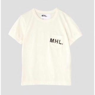 MARGARET HOWELL - MHL ロゴTシャツ