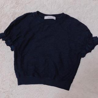 リリーブラウン(Lily Brown)のリリーブラウン 半袖(Tシャツ(半袖/袖なし))