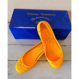 ヴィヴィアンウエストウッド(Vivienne Westwood)のヴィヴィアン ウエストウッド  ⭐️フラットシューズ(ビーチサンダル)