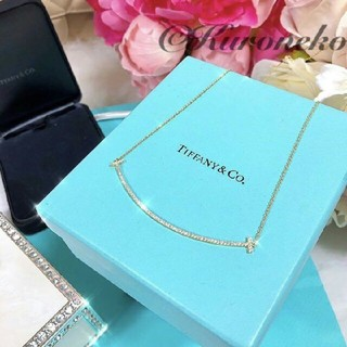 Tiffany & Co. - Tiffany ティファニー ネックレス ローズゴール