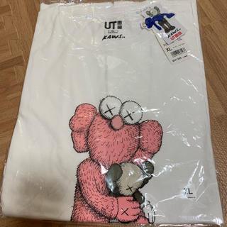 UNIQLO - ユニクロ kaws カウズ tシャツ XL