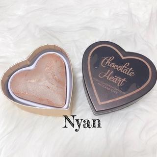 MUR Chocolate Heart 限定 ハート型ブロンザー