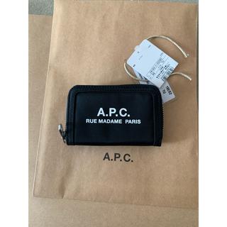 アーペーセー(A.P.C)のミニ財布 A.P.C. アーペーセー 未使用(コインケース/小銭入れ)