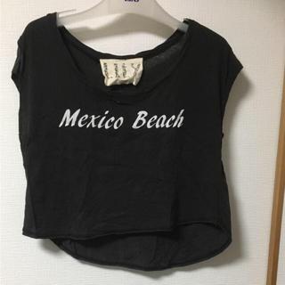 リリーブラウン(Lily Brown)のリリーブラウン Tシャツ(Tシャツ(半袖/袖なし))