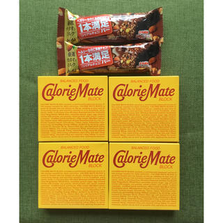 アサヒ(アサヒ)の1本満足バー シリアルチョコ 2本、カロリーメイト チョコレート 4箱    (その他)