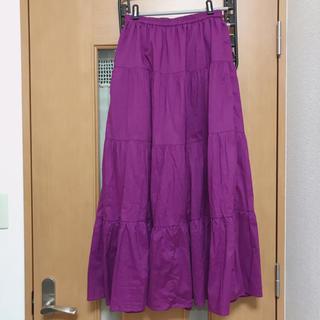 GU - 【GU】ロングスカート
