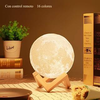 月ライト 月ランプ 間接照明 LEDライト 16色5モード切り替え USB充電