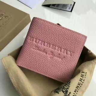 BURBERRY - ♡Burberry  バーバリー 二つ折り財布♡